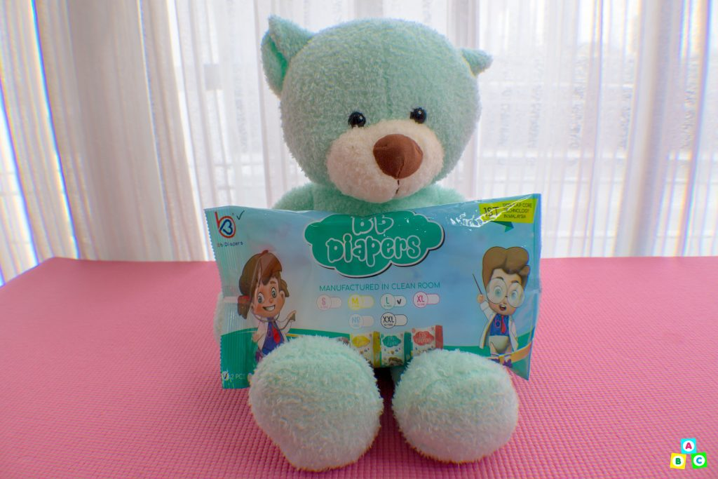 Bb Diapers Bear