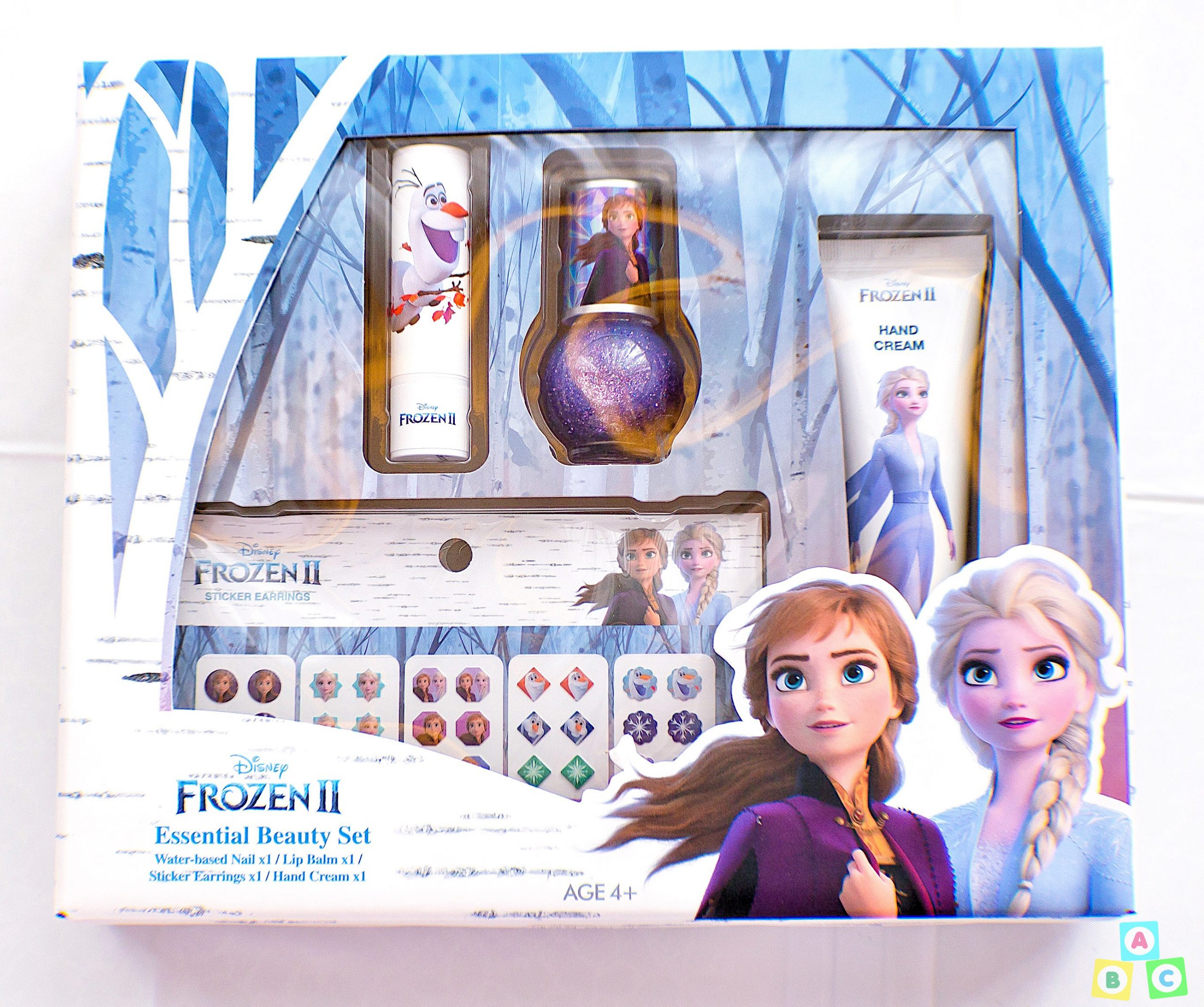 La Memoria Shushu Sassy Frozen 2 Essential Beauty Set